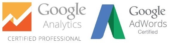 Google Analytics Certified Google Ads Certified
