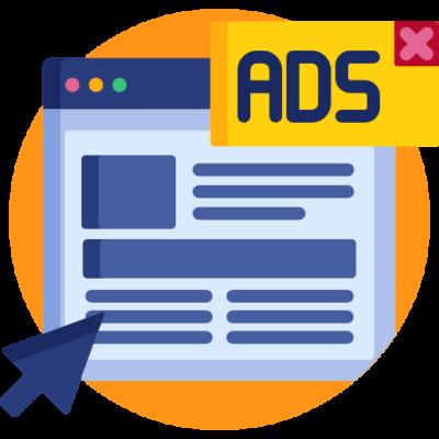 Icone Ads
