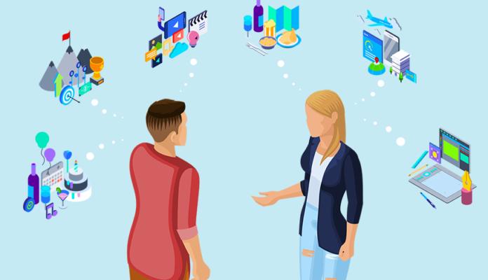 service client conversationnel
